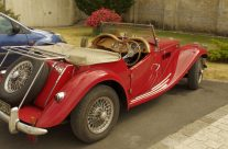 MG TF Midget